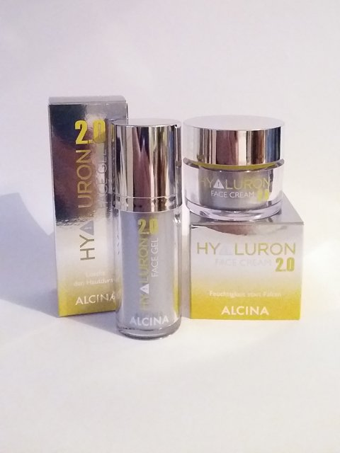 Alcina Hyaluron 20 Face Cream 1er Pack 1 X 50 Ml F39027